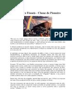 Dilúvio x Fósseis - Classe de Pioneiro