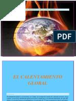El Calentamiento Global2