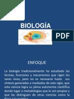 Biologia y Qimica