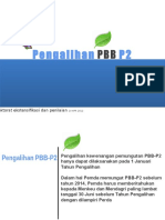 Sosialisasi Pdrd-eksternal 2.1 10apr2012