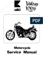 VN750 Manual and Parts
