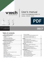 VT1010_Telefono Casa- Manual