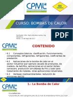Presentacion Del Curso de Bombas de Calor ENATREL