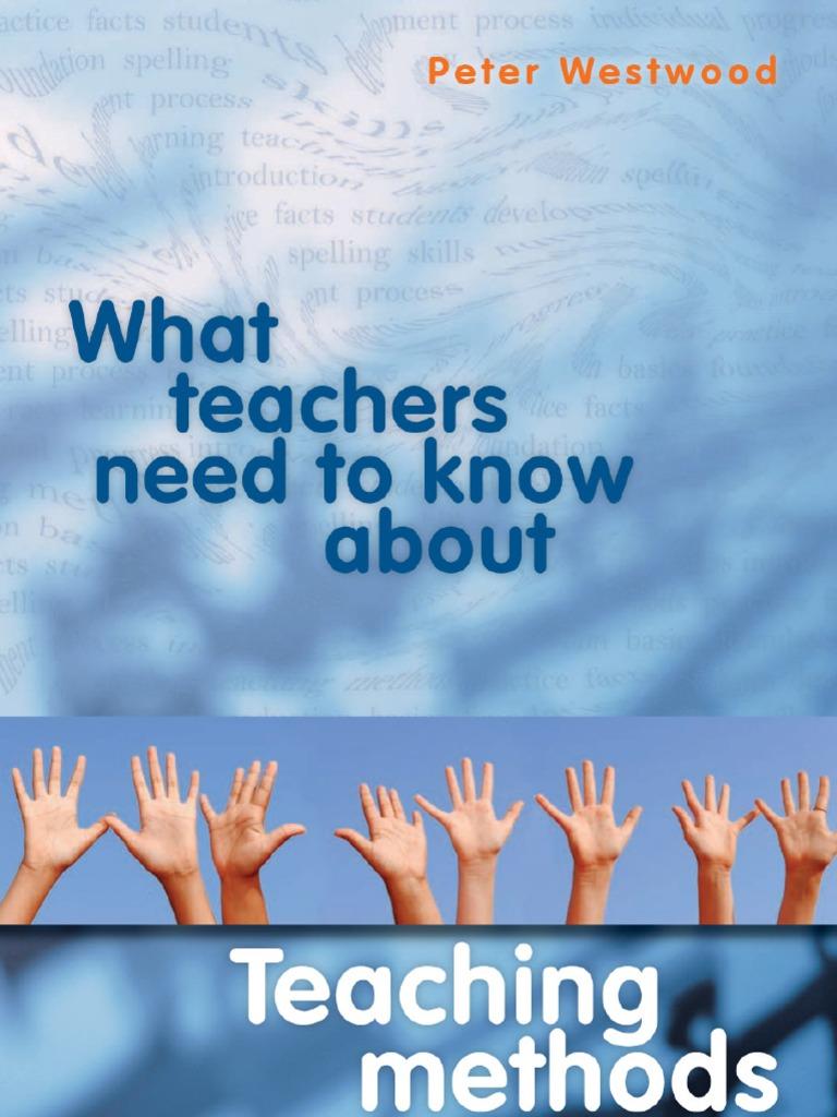 Teaching Methods | Constructivism (Philosophy Of Education ...