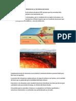 Una Alternativa en El Proceso de La Tectonica de Placas