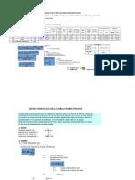 Cálculo Hidráulico de La Línea de Conducción Captacion - Reser
