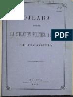 1878 - La Situación Política y Militar de Colombia