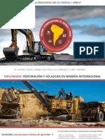 Perforación y Voladura en Minería Internacional