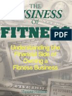 Thomas Plummer - The Business of Fitness