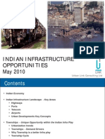 Indian Infrastructure - Opportunities