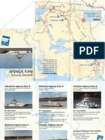 NWT Ferries Map and HK Racing