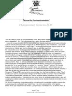 Contrapsicoanálisis - EFBA -