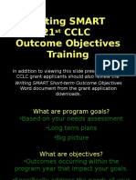 15. Writing Smart Outcome Objectives (3)