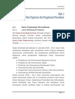 Bab 2 Data Organisasi Dan Pengalaman