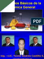 Principios Basicos Quimica General Presentacion Powerpoint