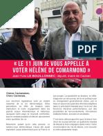 Lettre de Jean-Yves Le Bouillonnec
