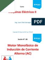 Clase 08 Motor Monofasico