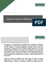 43 Reforma Política