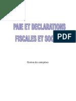 m14 Declarations Fiscales Et Sociales TCE