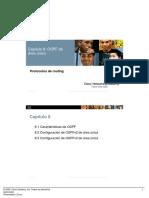 REDES-II Clase-09 Enrutamiento OSPF