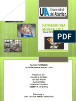 86995465 Plan Estrategico Distribuidora Moran