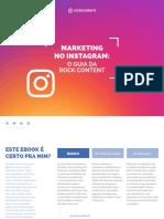 Marketing No Instagram - O Guia Da Rock Content1