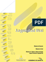 Contenidos Transversales - Seguridad Vial (cuaderno II)