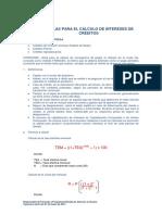 Formulas Micro y Peque a Empresa Ci Cp CA