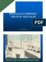 Sexologia Forense - Delitos Sexuales - Medicina Forense Peru