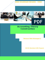 Accounting Theory Construction
