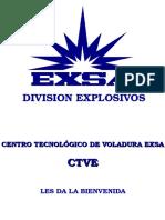 Explosivos y Accesorios de Voladura