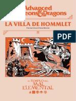 ADD La Villa de Hommlet