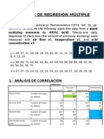 Analisis de Regresion Multiple