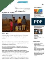 7 Datos Que Muestran La Desigualdad Extrema en México
