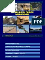 Partes y Definiciones de Puentes_FIC