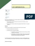 Adhesión en Ortodoncia