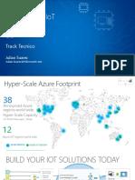IoT - Track Tecnico Microsoft