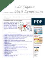 Baralho Da Cigana Cartas Petit Lenormand_ Relacionando a Saúde e as Cartas Ciganas