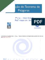 Slides Atividade 2- Aplicação de Pitágoras(exercícios)