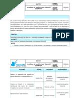 ANEXO H. Programa de Ahorro Y Uso Efeiciente de Energía