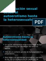 La Evolución Sexual Desde El Autoerotismo Hasta La 1