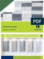 Presentación Management Cartagena_Cementos Argos _Mayo 2014