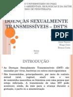 Doenças Sexualmente Transmissíveis – Dst's