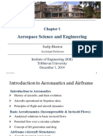 Aerospace Science and Engineering