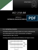 ACI-318-08-CAPITULO-13