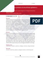 Grosfoguel - Del Extractivismo Económico Al Extractivismo Epistémico y Ontológico