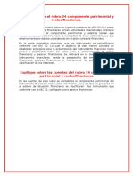34 Comente Sobre El Rubro 34 Componente Patrimonial y Reclasificaciones11