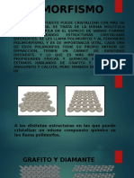 MATERIALES  POLIMORFISMO