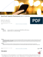 TBE049 - OpenTouch Capacity Planning Tool v2.2.1-V2.2.1a - Ed01a