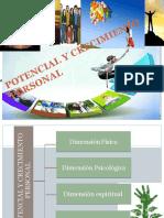 Potencial y Crecimiento Personal
